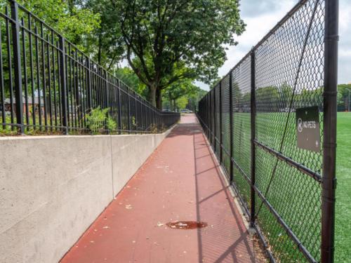 Yaboo Fence - SFrank Principe Park. Drone Photography by Photofl