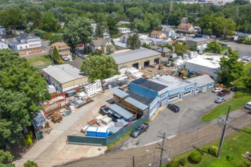 Yaboo Fence - Yaboo Fence Shop. NJ Drone Photography by Photofli